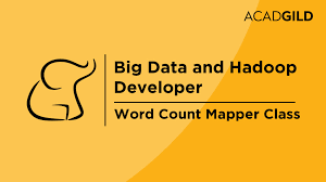 big data class word count mapper class explanation hadoop big