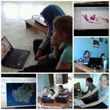 tutorial qgis bahasa indonesia mapping for orangutan conservation