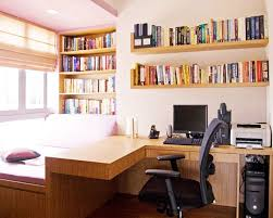 Home Office Ideas Contemporary Simple Layout  Colors Small - Small home office designs