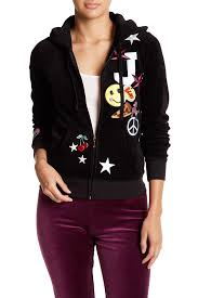juicy couture pop robertson hoodie nordstrom rack