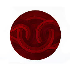 Round Modern Rug by Rugs Trend Modern Rugs 8 10 Rugs On Red Round Rug Nbacanotte U0027s