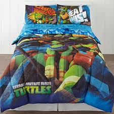Jcpenney Twin Comforters Teenage Mutant Ninja Turtles Heroes Comforter U0026 Accessories