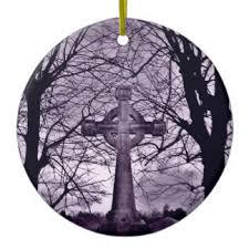 graveyard ornaments keepsake ornaments zazzle