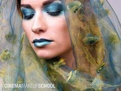 mua makeup school mua kj model flora fleischli makeup school cms fashion