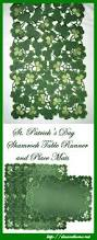 kitchen towels and table runners for st patrick u0027s day