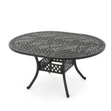 Black And White Patio Furniture Metal Patio Furniture