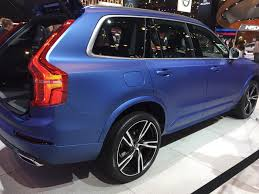 ordered 2016 xc90 r design but