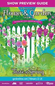2017 northwest flower u0026 garden show preview guide by o u0027loughlin
