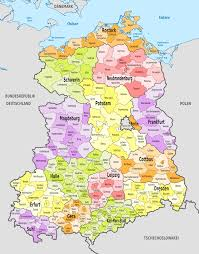 Dresden Germany Map by File Germany German Democratic Republic Administrative Divisions