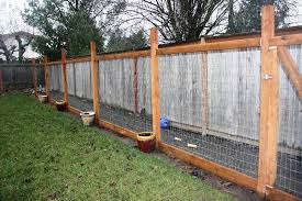 Backyard Fence Ideas Best Outdoor Fence Ideas Decor Homes