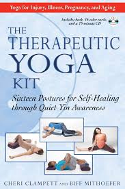 a therapeutic yin practice that activates the bodys self healing