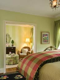bedrooms belleinteriors green and pink bedroom warm bedroom