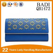 badlen design 2017 selling design pu leather fashion purses and