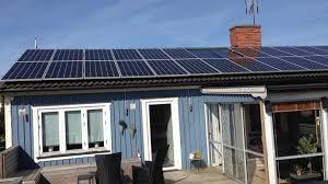 9 kw solceller i falköping solinnovation
