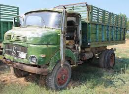 mercedes 4x4 trucks oldtimer trucks in greece nomadic one com