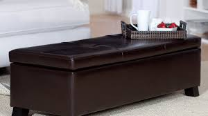 Make Storage Ottoman by Bench End Of Bed Storage Bench Exotic End Of Bed Storage Bench