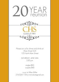 high school reunion invitations 24 images of class reunion dinner program template eucotech