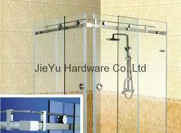 free shipping barn door hardware sliding glass shower door