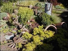 122 best rustic garden decor images on pinterest rustic garden