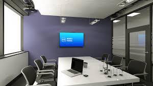 6 person meeting room hr audio visual