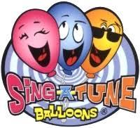 singing balloon sing a tune balloons