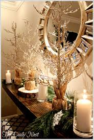 Girls Enchanted Forest Bedroom Christmas 2014 Home Tour