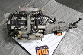 nissan skyline non turbo for sale rb25 dohc turbo engine u0026 manual 5 speed transmission 93 nissan