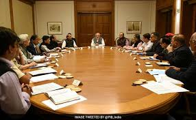 New Cabinet India Modi Cabinet Reshuffle Live Updates 9 New Ministers To Take Oath