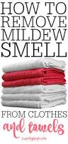 how to remove mildew smell from clothes and towels frugally blonde