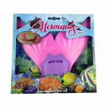 aliexpress com buy children gift kids mermaid fins pluma small