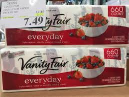 Vanity Fair Dinner Napkins Costco West Sales Items For Dec 12 18 For Bc Alberta Manitoba