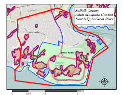 Suffolk County Free Map Free Suffolk County Government Ground Treatment For Mosquitoes Scheduled