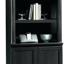 Sauder Harbor Bookcase Sauder Bookcase With Doors Living Room Windigoturbines Sauder