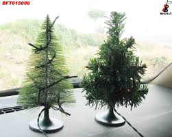 Artificial Christmas Decorations Wholesale by Decorative Christmas Tree For Car Wholesale Artificial Christmas