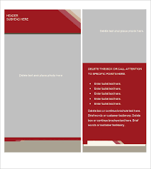 brochure template doc tri fold brochure template k 5 computer lab