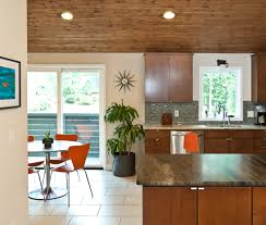 mid century modern kitchen design ideas glamorous mid century modern kitchen renovation images design