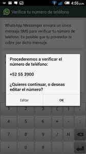 hotmail y los mensajes en el movil cómo dar de alta whatsapp en un celular que no tiene tu número