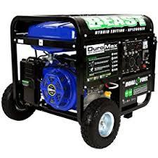 amazon black friday generator amazon com duromax xp12000eh dual fuel portable generator patio