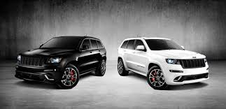 srt8 jeep jeep grand cherokee srt8 alpine vapour special editions for