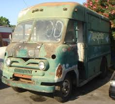 ford delivery truck 1960 ford ups delivery truck trucks and commercial vehicles