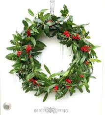 live christmas wreaths live christmas wreaths this easy to make fresh wreath dotted