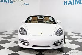 2010 porsche boxster 2010 used porsche boxster 2dr roadster at haims motors ft