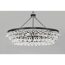 Circular Crystal Chandelier Decorating Robert Abbey Bling Robert Abbey Bling Oval