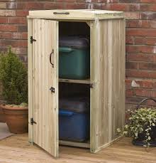 diy simple diy outdoor storage box room ideas renovation classy