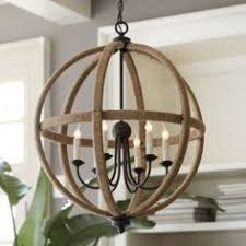 Orb Chandeliers Large Wooden Orb Chandelier Chandeliers Rounding And Woods