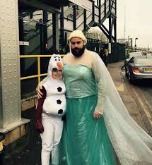 Halloween Elsa Costume Hilarious Halloween Perfect Scare Kids