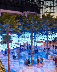 rockwell group lights up brookfield place new york with hundreds