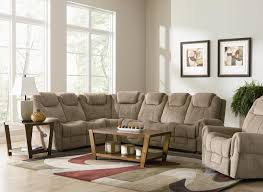 furniture beige sectional couch design with rugs and wooden floor