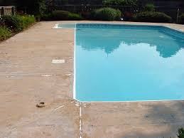 Refinishing Concrete Patio Why Concrete Resurfacing Makes Sense For Your Pool Deck