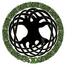 why the celtic tree of is used in jewelry